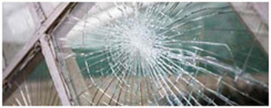 Scarborough Smashed Glass